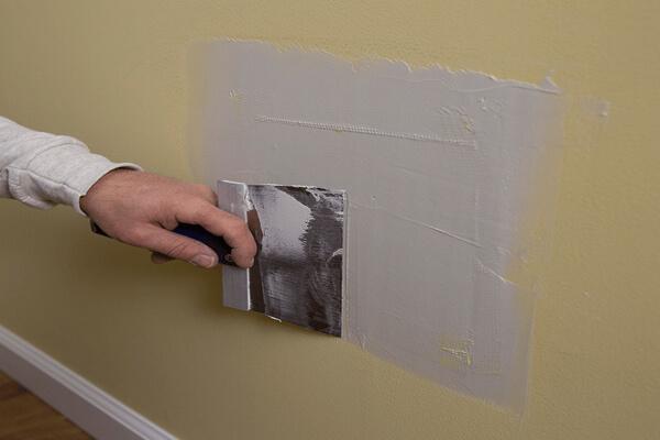 Drywall Repair Handyman Service