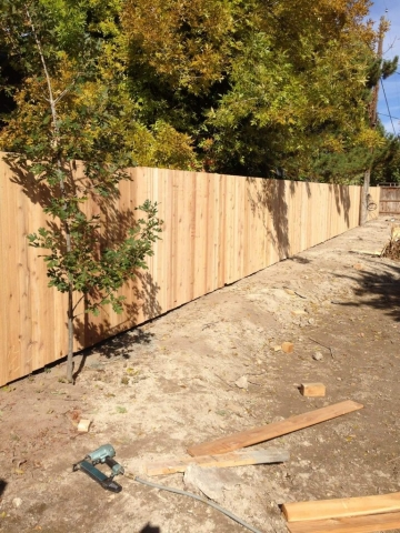 New Fence Installation Handyman