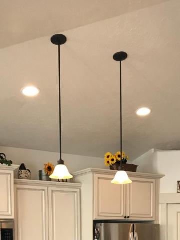 Pendant Light Installation Handyman