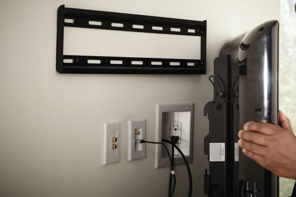 Tv Mounting Amp Installation Woods Handyman Service